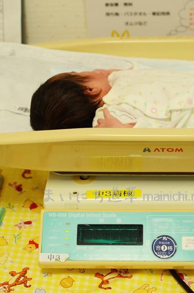 出産の記録【入院2日目】三豊総合病院