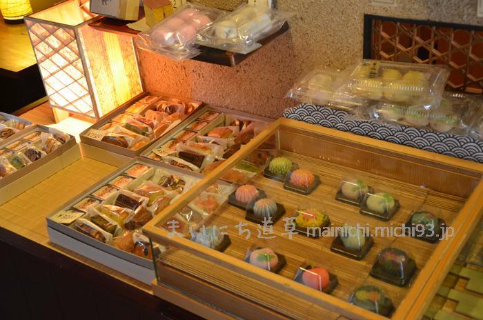 美しい季節の和菓子