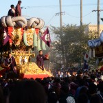 観音寺ちょうさ祭り 2012