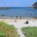 年長さんの夏休み、伊豆七島の式根島へキャンプに行きました(後編)