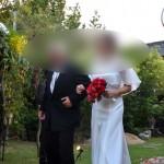 従妹の結婚式