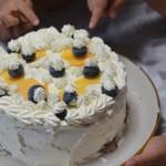 [長女のパティシエ修行] #6 バースデーケーキ
