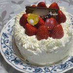 [長女のパティシエ修行] #9 次女のバースデーケーキ