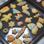 [長女のパティシエ修行] #11 アイシングクッキー