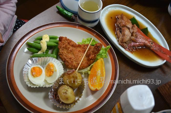 八幡荘の幼児食